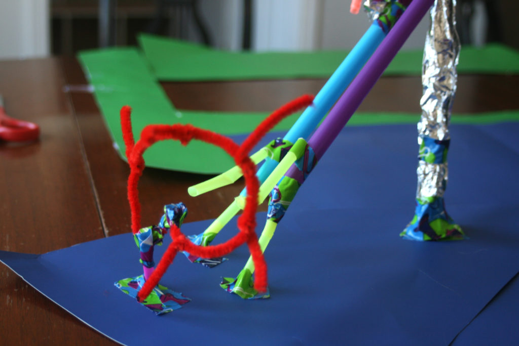 roller coaster kids science project