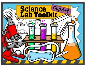 Science STEM lab tools supplies