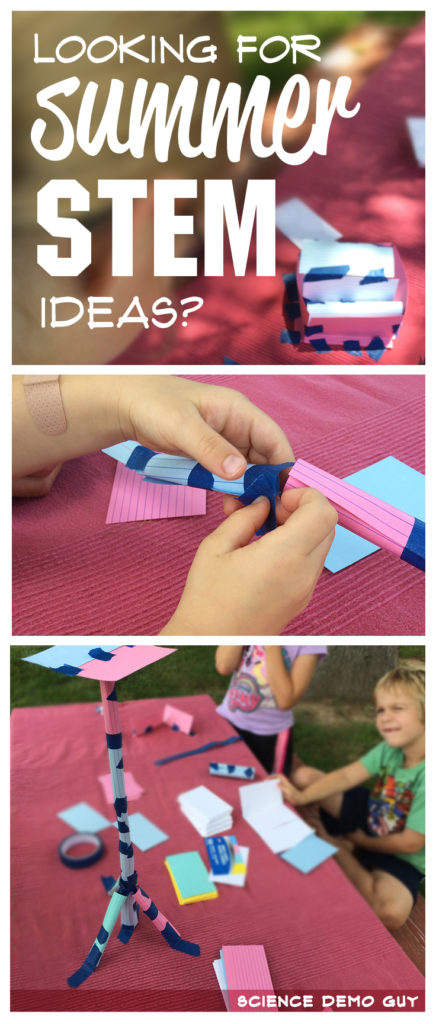 Summer STEM Projects
